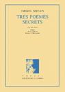 19. Tres poemes secrets