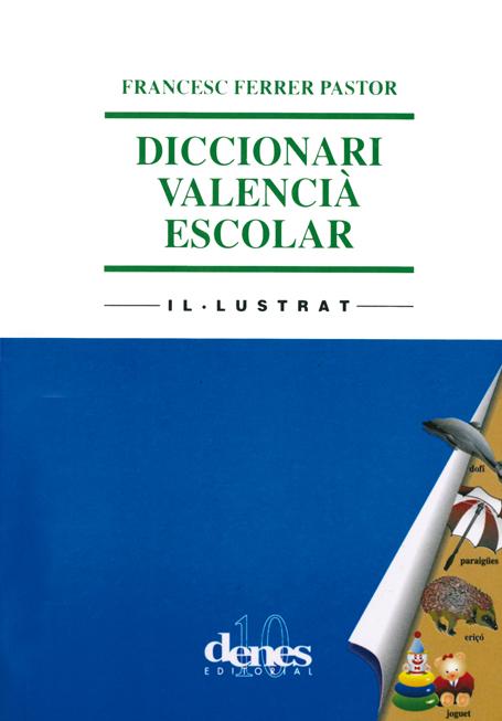 Diccionari valencià escolar